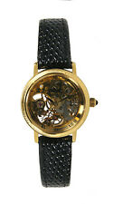 Pedre vintage V6195GX women's mechanical skeleton watch, excellent condition