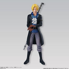 One Piece Styling: Flame of the Revolution Series Sabo w/ Black Jacket Figure