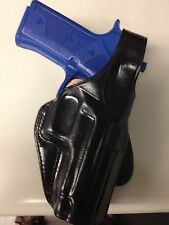 """Galco PLE Paddle Holster for 1911's 4"""" & 4.5"""", Right Hand Black, Part # PLE266B"""