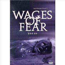 WAGES OF FEAR / Le Salaire De La Peur (1953) DVD - Yves Montand (New & Sealed)