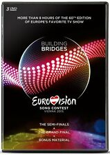EUROVISION SONG CONTEST VIENNA 2015: 3DVD SET (June 22nd 2015)