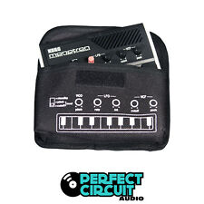 Korg Monotron Delay Duo Synth Synthesizer SOFT GIG BAG - NEW - PERFECT CIRCUIT