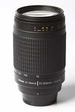 Nikon 55-200MM F4-5.6 G AF-S DX VR IF-ED Lens