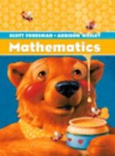 SCOTT FORESMAN MATH 2004 PUPIL EDITION GRADE 2 by Randall I. Charles, Warren Cr