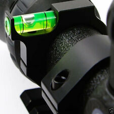 1xTactical Hunting 30mm ring Bubble Level For Tube Scope Laser Sight Rifle