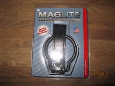 Mag-Lite Maglite D-Cell Flashlight Belt Holder Gürtelhalter Stablampenhalter NEU