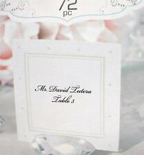 72 David Tutera Printable Escort Cards Place Seating Swiss Dot Table tent