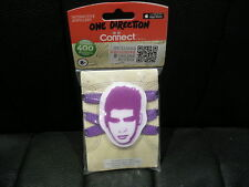 ONE DIRECTION 1D - PAIR OF SHOE LACES - ZAYN (purple) - OFFICIAL PRODUCT - NEW