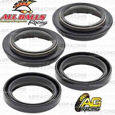 All Balls Fork Oil Seals & Dust Seals Kit For KTM Mini Adventure 50 2002 02 MX