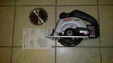 "*NEW* CRAFTSMAN CT2000 19.2v  LI/ION 5-1/2"" INCH CORDLESS CIRCULAR SAW w/ BLADE"
