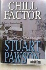 Chill Factor by Stuart Pawson: Unabridged Cassette Audiobook (L1)