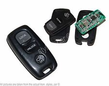 Genuine Ford Ranger Mazda 2 3 6 323 626 MPV Etc 3 Buttons Key Fob 41836 Tested