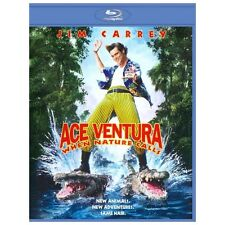 Ace Ventura: When Nature Calls (Blu-ray Disc, 2013) Jim Carrey
