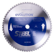 "Evolution 14"" Steel Cutting Blade"