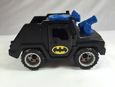 Batman Adventure Vehicle ATV Hummer Imaginext DC Super Friends 2006 Robin Humvee