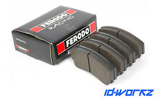 FERODO DS2500 FRONT BRAKE PADS FOR HONDA CIVIC TYPE R EP3 01-06