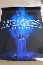 Heroes of the Storm POSTER PROMO POLISH RELEASE
