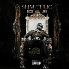 Boss Life - Slim Thug (2014, CD NEUF) Explicit Version