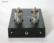 Little bear T7 tube 6J1 valve Phono RIAA MM Turntable Preamp preamplifier U