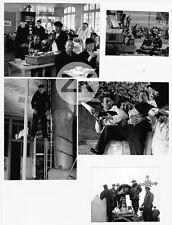 LA TETE CONTRE LES MURS Bazin FRANJU Psychiatrie Hôpital PINEL 9 Photos 1958