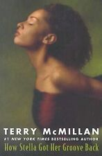 How Stella Got Her Groove Back, By McMillan, Terry,in Used but Good condition