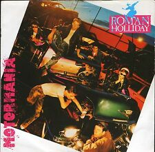 "ROMAN HOLLIDAY motormania/cookin' on the roof JIVE 49 uk 1983 7"" PS EX/EX"