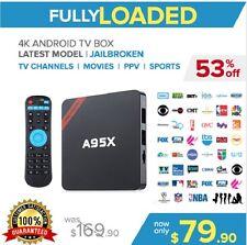 Android 6.0 LOTS TV BOX Quad Core KODI 17.1 full load X.X.X 18+ MOVIES SPORTS