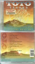 CD - TOTO : Le meilleur de TOTO - BEST OF / AFRICA / ROSANNA / STOP LOVING YOU