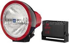 HELLA Universal Luminator Xenon Red Black Spotlight SUV Jeep 1F8007560-561