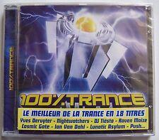 C39- 100 % TRANCE - Deruyter, Nightwatchers, DJ Tiësto, Raven Maize, ...