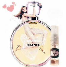 Chance by Chanel Women's Perfume Sample 2ml Eau de Toilette