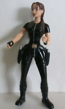 "Laura Croft Tomb Raider PS1 EDIOS Playmates 6"" Toy Action Figure 2000- Gun Belt"