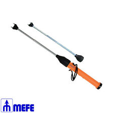 MOVIT Cattle Prod Maxi - Step Power 800mm Spring Steel + Extra Wand (CAT 45C55)