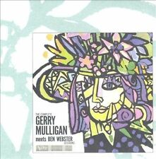 The Complete Gerry Mulligan Meets Ben Webster Sessions by Gerry Mulligan 2-CD
