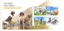 Australian Antarctic Territory-Dogs that saved Macquarie Island.mnh sheet-2015