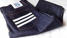 adidas originals nigo jeans W36, L30. RAW BLUE DENIM.
