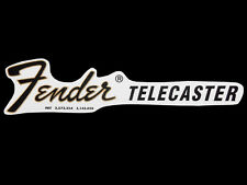 Replacement 1969 Telecaster Headstock DECAL - BEST !!!