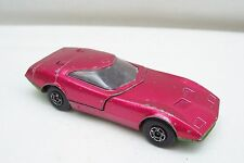 Vintage Matchbox Superfast No 52 Dodge Charger MK III Car - By Lesney