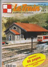LE TRAIN N° 117 PARC SNCF APRES GUERRE / PANTHOGRAPHE / PLM BALLAST / PROVENCE