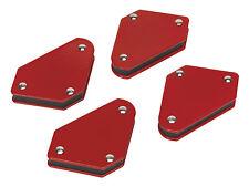 Mqc944 Sealey Magnetico Rapido Pinza Set Accessorio per saldatura 4pc []