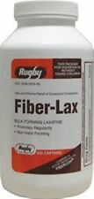 Rugby Fiber-Lax 625 mg Tablets 500 ea - 3 Pack