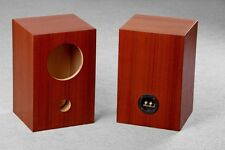 Speaker box for Fostex FE167E pair, Bass Reflex Type