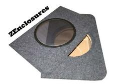 "ZEnclosures Honda S2000 SUB Subwoofer Box 1-10"" with Protective Cover"