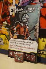 Dice Masters Uncanny X-Men - #95 Hombre Hormiga - Ant-Man - RARA, castellano