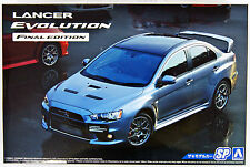 Aoshima 51641 Mitsubishi CZ4A Lancer Evolution X Final Edition '15 1/24 scale