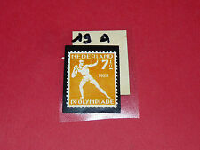 TIMBRES N°19 A & B PANINI OLYMPIA 1896-1972 JEUX OLYMPIQUES OLYMPIC GAMES