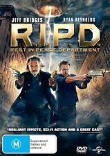 R.I.P.D. (DVD, 2014) regions 2,4,5