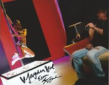 Jayden Lee & Evan Stone Adult Stars Hand Signed 8x10 Photo COA Proof