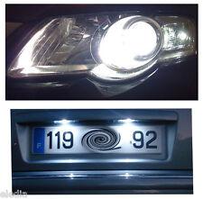 PASSAT B5 4 ampoules Veilleuses plaque LED SMD Blanc xénon Anti erreur ODB