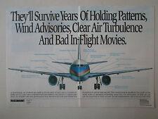 9/1990 PUB ROSEMOUNT AEROSPACE AIRCRAFT PRODUCTS SENSOR SENSING AIRLINER AD